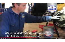 Videoblog Van Velsen rallysport over Eurol BIO Grease SI-000/101-S